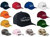 1999-04 Ford SVT Lightning F150 Truck Classic Outline Design Flexfit hat Cap Small/Medium Black