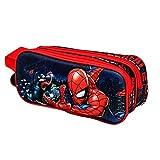 KARACTERMANIA Spiderman Versus-Trousse 3D Double Multicolour