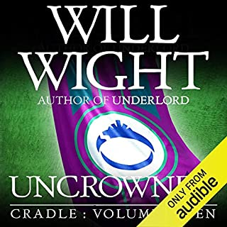 Uncrowned cover art