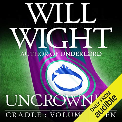 Uncrowned audiobook cover art