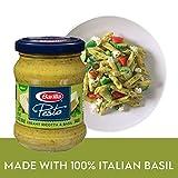 Barilla Creamy Ricotta & Basil Pesto Sauce, Pasta Sauce, 5.6 Ounce (Pack of 8)
