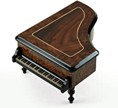 Incredible 36 Note Classic Style Grand Piano Music Box - Many Songs Available - Everything I Do
