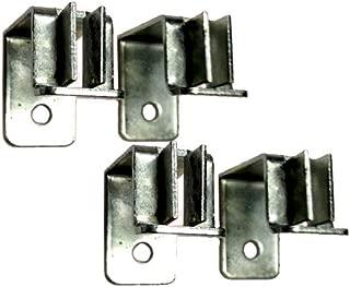 Hook Type File Bracket Clips (4 per pkg) #5002