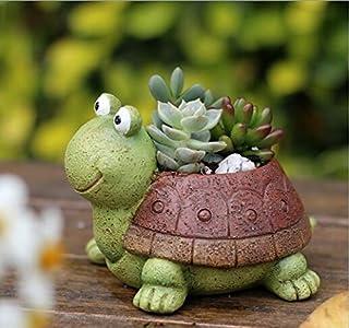 Binoster Plant Pots, Cute Animal Shaped Cartoon Succulent Vase Flower Pots,Container,Home Decoration Planter Pots,Desk Min...