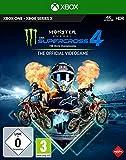 Monster Energy Supercross - The Official Videogame 4 (XBox XONE)