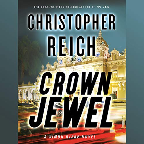 Crown Jewel audiobook cover art
