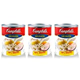 Campbell's Country Style Sausage Gravy Breakfast Gravy 3 Pack ~ 13.8oz Canned Breakfast Sausage Gravy For Eggs Biscuits Toast And More (Campbell's Gravy)