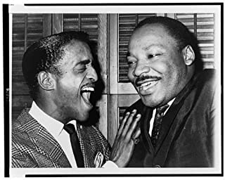 Infinite Photographs Photo: Martin Luther King Jr,Sammy Davis Jr,Majestic Theater
