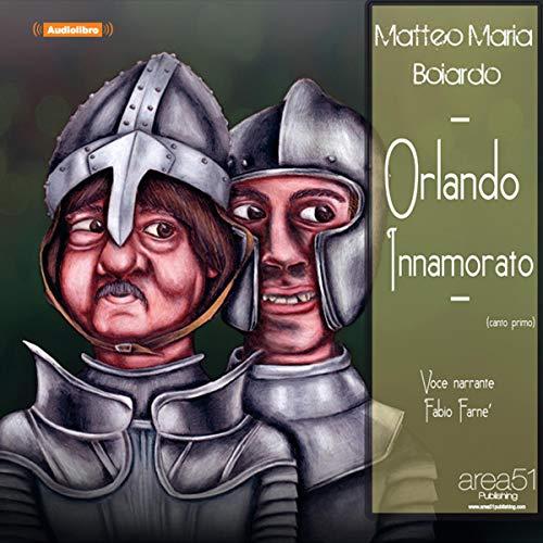 Orlando Innamorato copertina