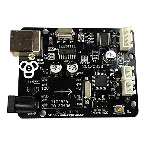 XIAOMINDIAN for 3D Scanner Motherboard intergrated from UNO and Zum Board Printer Parts
