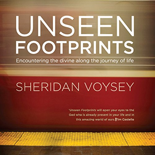 Unseen Footprints audiobook cover art