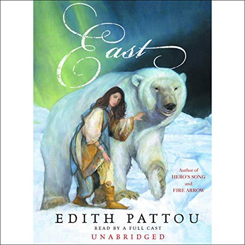East audiobook cover art