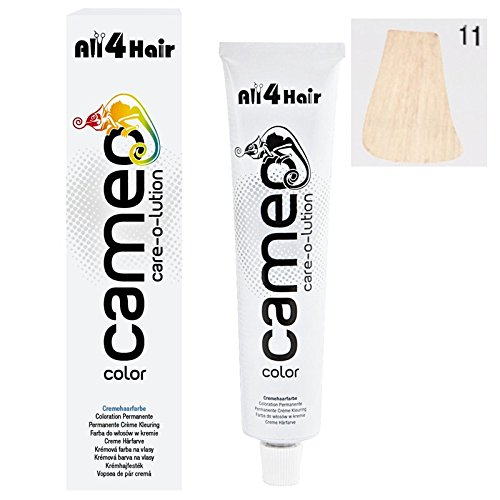 Cameo Color Haarfarbe 11 extra-lichtblond 60 ml Cameo Color - Haarfarbe 11 extra-lichtblond - 60 ml