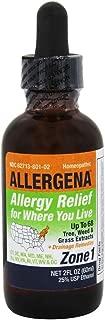 Allergena - Allergy Relief Drops Zone 1 - 2 oz.