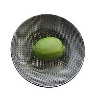 Mei-YY ボウル ラウンドメッシュ救済食器小さな丸いフルーツサラダボウルクリエイティブ食器耐摩耗性材料 食器