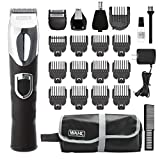 Wahl Lithium Ion All in One Beard & Stubble Trimmer - By The Brand Used By Professionals - Model 5702