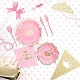 [Pack ahorro] Kit Vajilla y Decoración Cumpleaños Fiesta