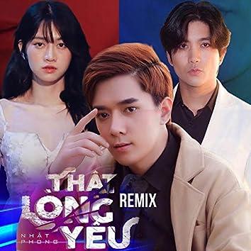 Thật Lòng Yêu (Remix)