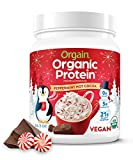 Best Cocoa Powders - Peppermint Hot Cocoa Organic Protein Powder by Orgain Review