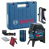 Bosch Professional Laser points et lignes GCL 2-50 (Portée : 20 m, Module de...