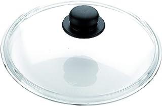 Invero Master Tapas universales de Vidrio Resistente sartén, 30 cm