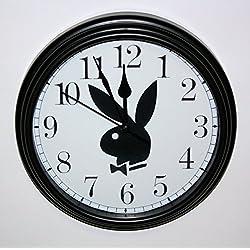 Rick Playboy Clock
