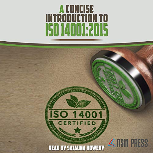 A Concise Introduction to ISO 14001:2015 Titelbild