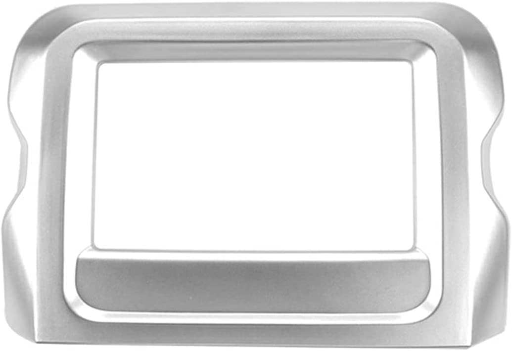 HMEILI Car 7 Inch GPS Navigation Frame Cover Trim New York Mall for Fit Panel Al sold out.