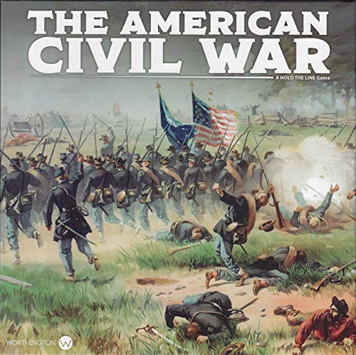 Block Wargame Hold The Line American Civil War