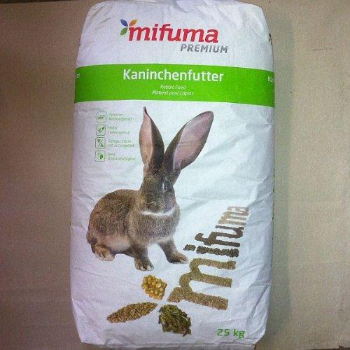 Mifuma Kaninchenfutter EnteroCare 25kg