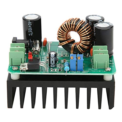DC Step‑Up 12‑80V Boost Power Supply Converter Step‑Up Module for Pda for Charging Laptop