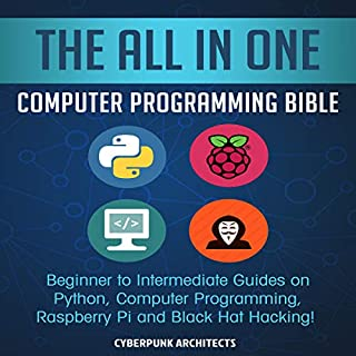 The All In One Computer Programming Bible audiobook cover art