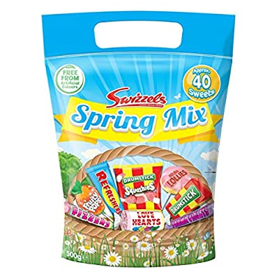 swizzels matlow spring mix easter pouch, 0.5 kg, spngmx Swizzels Matlow Spring Mix Easter Pouch, 0.5 kg, SPNGMX 51xGJP VHTL