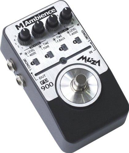 MUZA FD900 REVERB DELAY GREAT TONE OPTIONS!