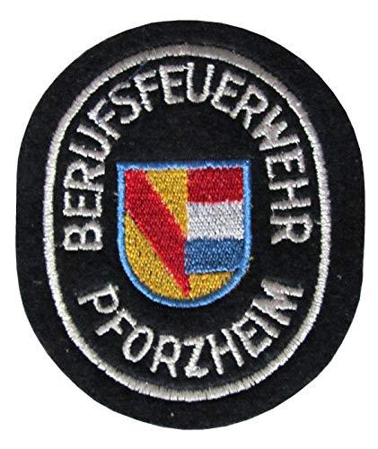 Berufsfeuerwehr - Pforzheim - Ärmelabzeichen - Abzeichen - Aufnäher - Patch - Motiv 1