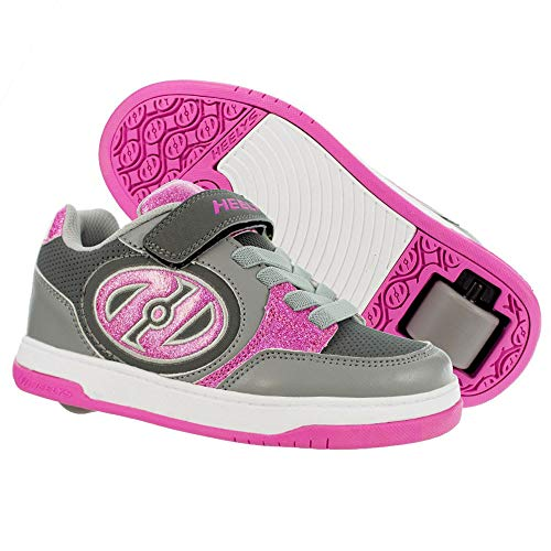 Heelys Plus X2, Color Rosa, Talla (33...