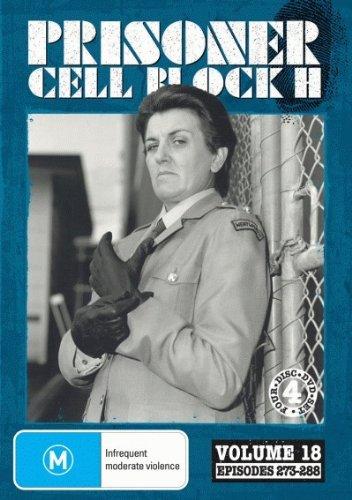 Prisoner: Cell Block H - Vol. 18 (Ep. 273-288) - 4-DVD Set ( Caged Women ) [ Australische Import ]