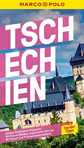 MARCO POLO Reiseführer Tschechien: Reisen mit Insider-Tipps. Inkl. kostenloser Touren-App (MARCO POLO Reiseführer E-Book)
