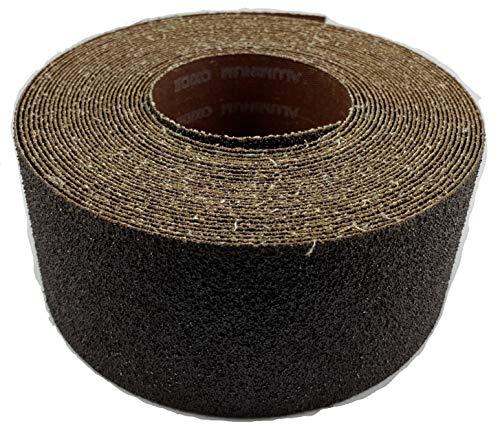 Sungold Abrasives 30516 Aluminum Oxide 80 Grit Rolls For Drum Sanders, 3
