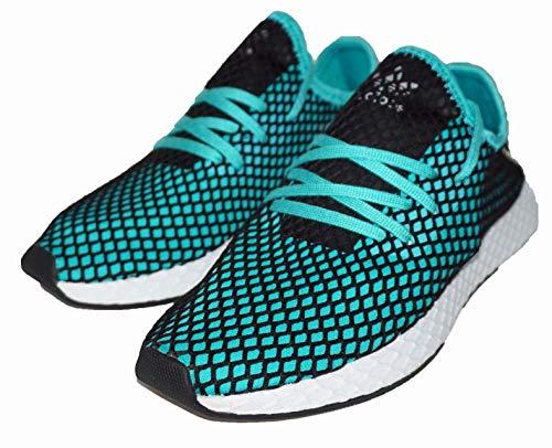 adidas Hombre Deerupt Runner Zapatillas Azul, 49 1/3