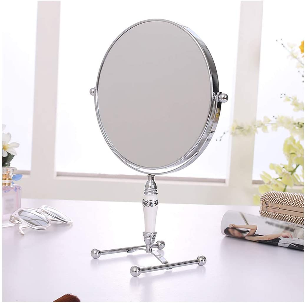 HONYGE Max 74% OFF LXGANG Bathroom Mirror Outstanding HD Make-up Magnification 3X