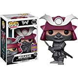 Funko Pop Television : Westworld - Musashi (SDCC 2017 Exclusive) 3.75inch Vinyl Gift for TV Fans Sup...