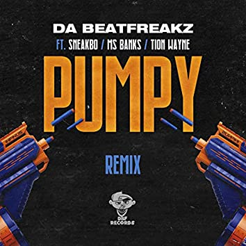 Pumpy (feat. Sneakbo, Ms Banks, Tion Wayne & Swarmz) [Remix]