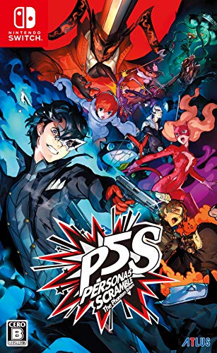 Persona 5 Scramble The Phantom Strikers (RegionFree) (Versión Japonesa)