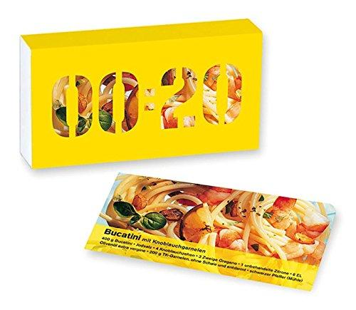 Kochbox 00:20: Die leckere schnelle Küche! (Collection Lardon by moses.)
