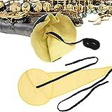 Kits de saxofón duraderos para clarinete, flauta e instrumento de viento y madera para saxofón alto, saxofón tenor, clarinete, flauta y viento, e instrumento de viento madera