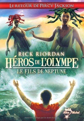 Le Fils de Neptune #02 by Rick Riordan(1905-07-04)