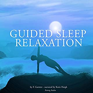 Guided sleep relaxation cover art