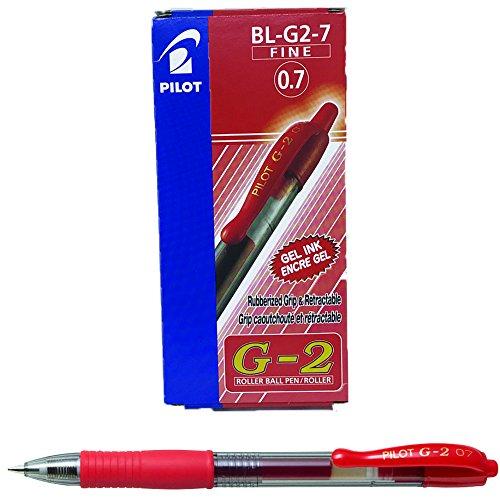 Pilot BL-G2-7 (confezione da 12 pezzi)