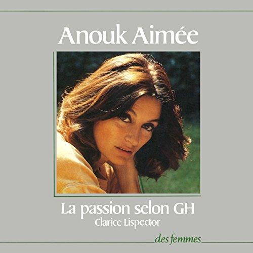 La passion selon GH audiobook cover art